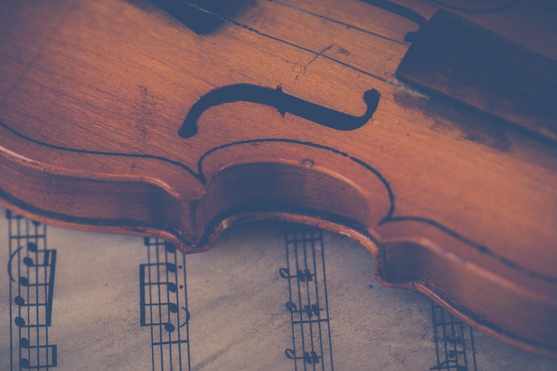 Att lära sig ett instrument Image