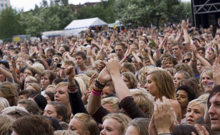 Musik live i Göteborg i sommar Image