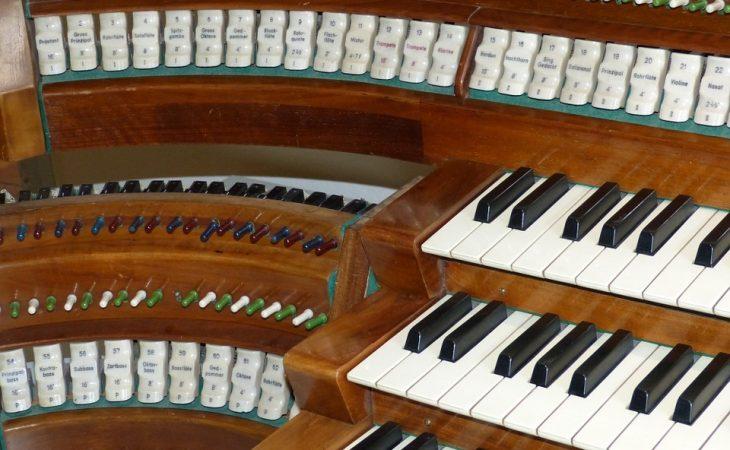 Kyrkomusik och kyrkomusiker Image